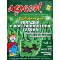 """Удобрение """"Agreсol"""" Газон  укладка и восстановление газона 1,2 кг"""