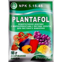 Удобрение Ф-Плантафол 5-15-45