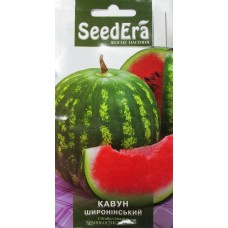 Семена арбуз Широнинский 1г.