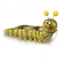 Горшок-гусеница