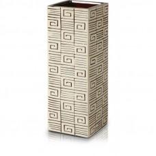 Квадратная ваза