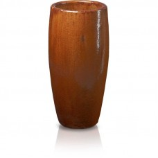 Стеклянный вазон