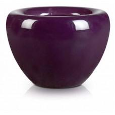 Вазон темно-фиолетовый