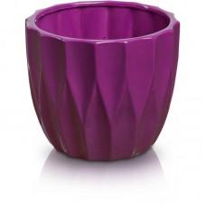 Вазон фиолетовый