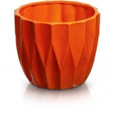 Вазон оранжевый