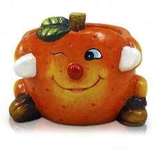 Горшок-апельсин