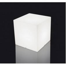 Вазон-куб с подсветкой