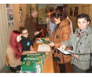 В Николаеве провели Международный семинар по ландшафтному дизайну